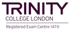 Trinity Registered Exam Centre 1470 logo