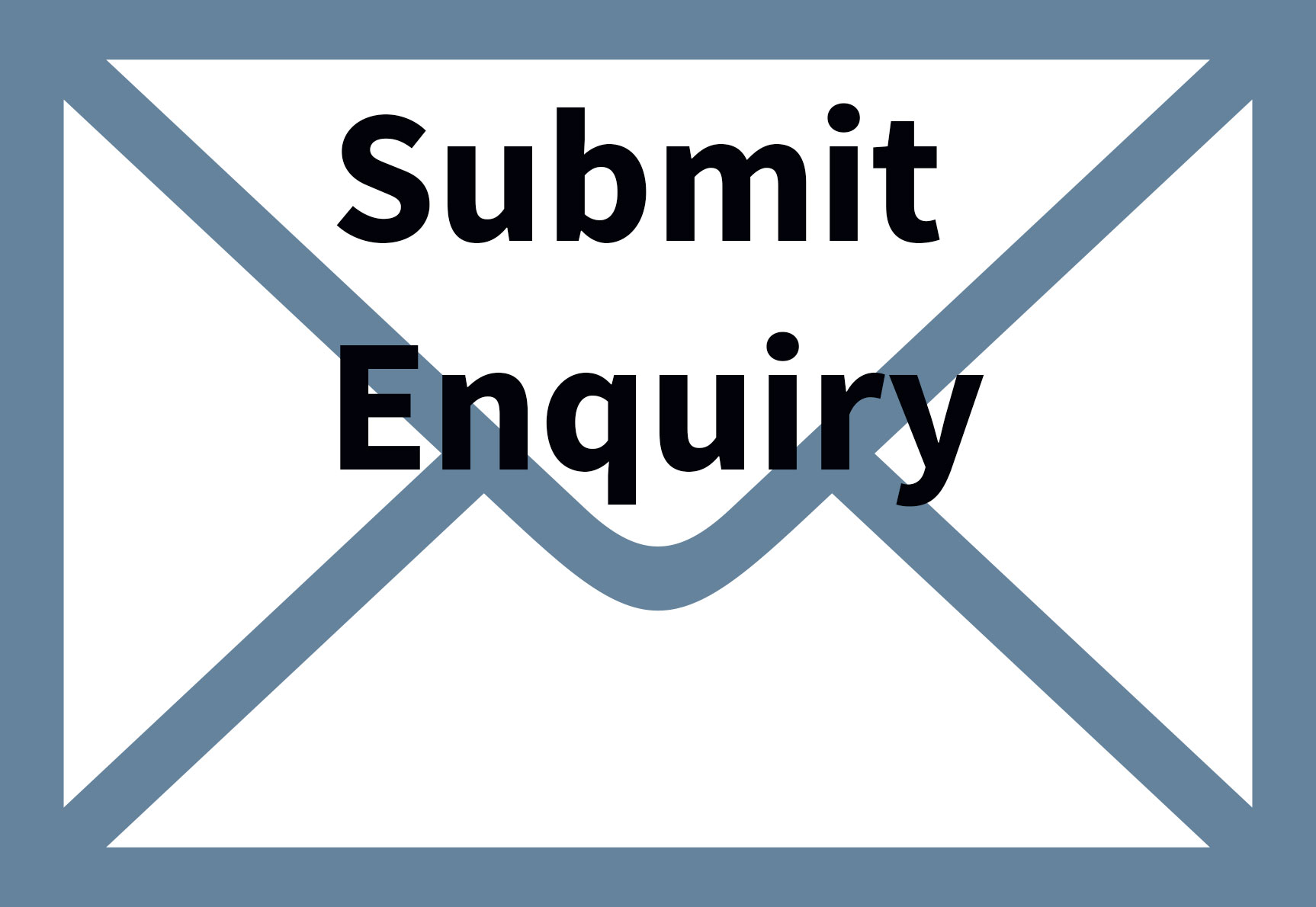 letter button to submit enquiry