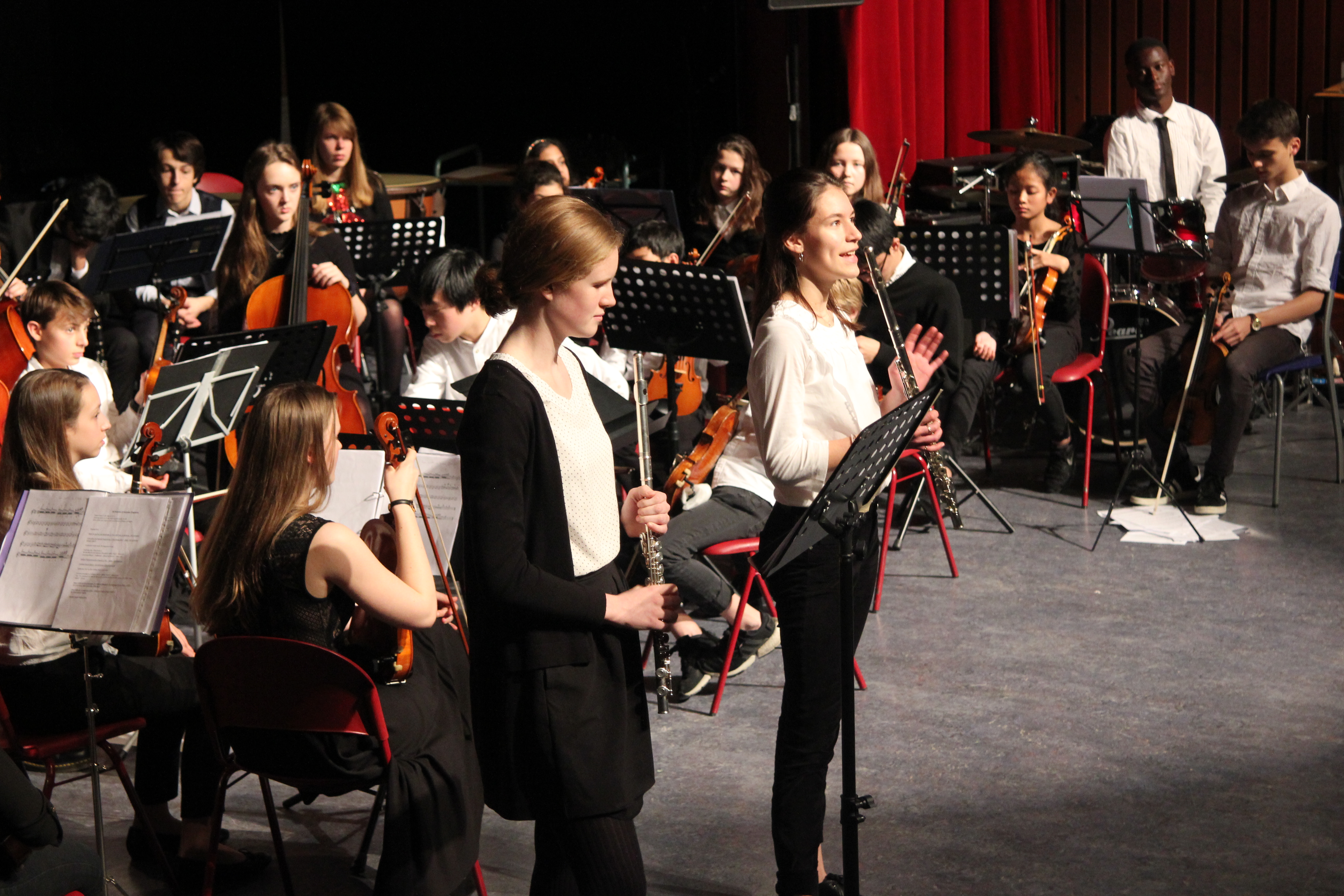An Impeccable Classical Winter Concert